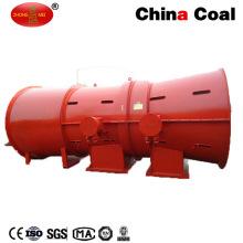 Dk Series Mining Industrial Ventilador de flujo axial Ventilador de flujo axial