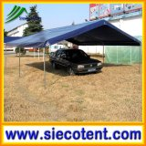 Outdoor Metal Frame PVC Coated Car Sun Shade Tent