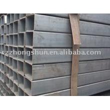 Tubería de acero rectangular / TUBO ASTM A500 EXPORTACIÓN A BRASIL PARA BULIDO