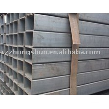 rectangular steel pipe/TUBE ASTM A500 EXPORT TO BRAZIL FOR BULIDING