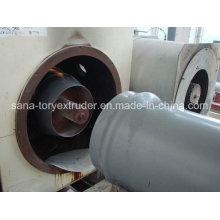 Усовершенствованная Конструкция машины Штранг-прессования трубы PVC производственная линия