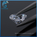 Fábrica Atacado 5X5mm Coração Forma Cubic Zirconia Pedras Preciosas para Jóias