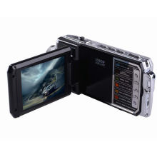 Oem / Odm 4x Digital Zoom Digital Video Recorder hd720p Car Dvr With 2.5''tft Color Screen