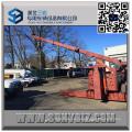 Rotor deslizante de 50 toneladas para trabajo pesado de camiones de auxilio en carretera