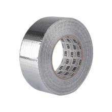 Fita adesiva adesiva de alumínio Kraft com folha de alumínio à base de solvente