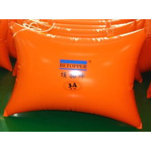 Air Pushing Bags for quarrying
