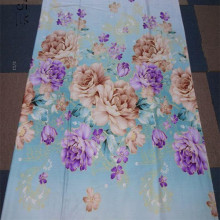 Pure Cotton Hometextile Printed Fabrics with width 250cm