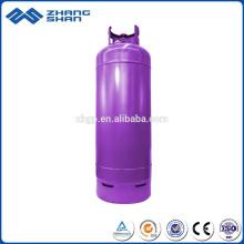 Cilindro de gás liquefeito de petróleo de 50 kg de tamanho grande