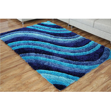 100% Polyester 3D Shaggy Carpet for Textile