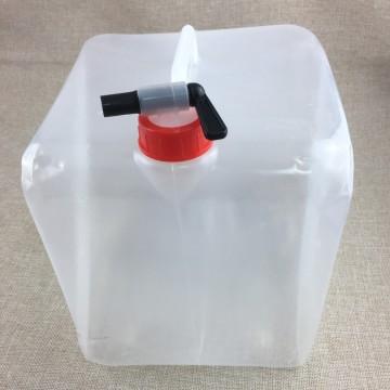 Le sac à eau de matériau LDPE boit le sac d'emballage d'huile de capacité