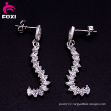 White Gold Earrings Design Earrings Jewelry Online
