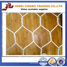Buena malla de alambre hexagonal de resistencia a la corrosión