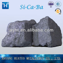 Best price inoculant as steelmaking additives alloy as steelmaking additives/ SiBaCa China