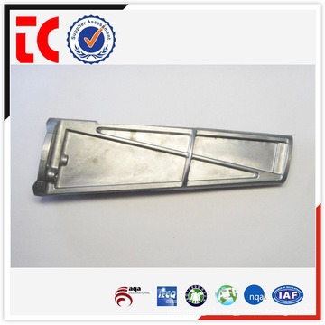 Chromated China OEM aluminum support bracket die casting