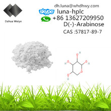 Arabinose China Supply Sweetener D-Arabinose /L-Arabinose