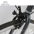 Top Ebike 2017 bicicleta fija de engranaje 700 * 25C bicicleta eléctrica
