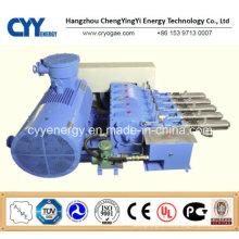 Cyyp 63 Ununterbrochener Service Großer Durchfluss und hoher Druck LNG Liquid Oxygen Stickstoff Argon Multiserise Kolbenpumpe