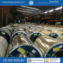 0,3 mm de espessura 1200 mmwidth aço bobina para venda