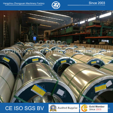0.3mm Thickness 1200mmwidth Steel Coil for Sale