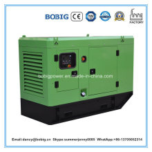 Fast Delivery Lovol Silent Diesel Generating Set 100kw
