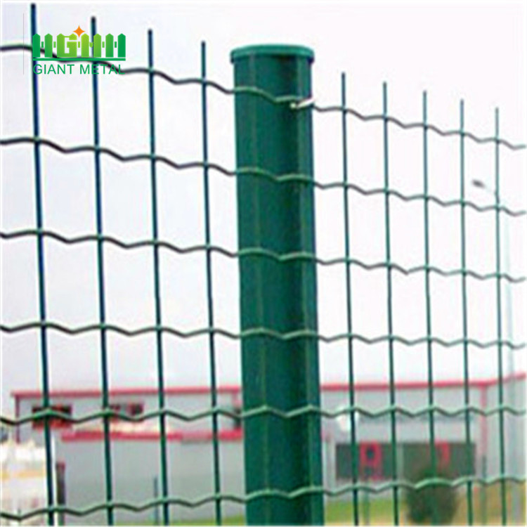 Euro wire mesh fence for garden China Manufacturer