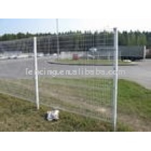 Temporary wire fencing(factory)