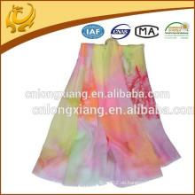 Best Selling Pashmina Wrap Schal Produkte Verschiedene Farben, Großhandel 100% Wolle Quaste Schal