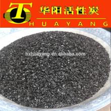 Materiales de filtro de carbón de antracita de Indonesia