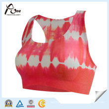 Women Custom Sublimation Sports Bra Fitness Wear