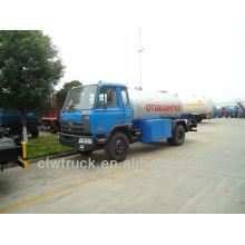 Precio de fábrica Dongfeng Mini 4 * 2 camiones del lpg para la venta