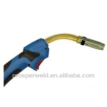 High quality Mig 240 torch mig welding torch euro adaptor