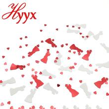 HYYX mejor venta de papel de alta calidad suministros de fiesta de arte