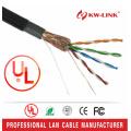 Fluke Prueba FTP CAT5E Outdoor Cable Certificado UL