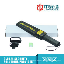 High Stability Exhibition Security Inspection Hand Held Metal Detectors