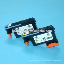 Pour HP 88 Reconditionné tête C9381A C9382A imprimante pièces Pour HP K8600 K5300