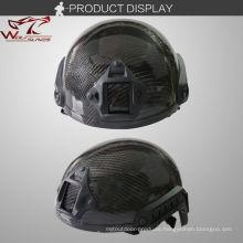 Fast Type Carbon Fiber Helmet Outdoor Military Tactical Combat Helmet Protective Helmet