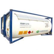 Elementary substance refrigerant gas 1270