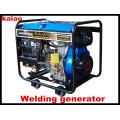 3 Phase Best Sold Diesel Generator Set 6500E3 Electric Start Open Frame 5kw