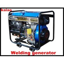 Générateur diesel de 3 phases, meilleur vendu 6500E3 Cadre de démarrage électrique 5kw