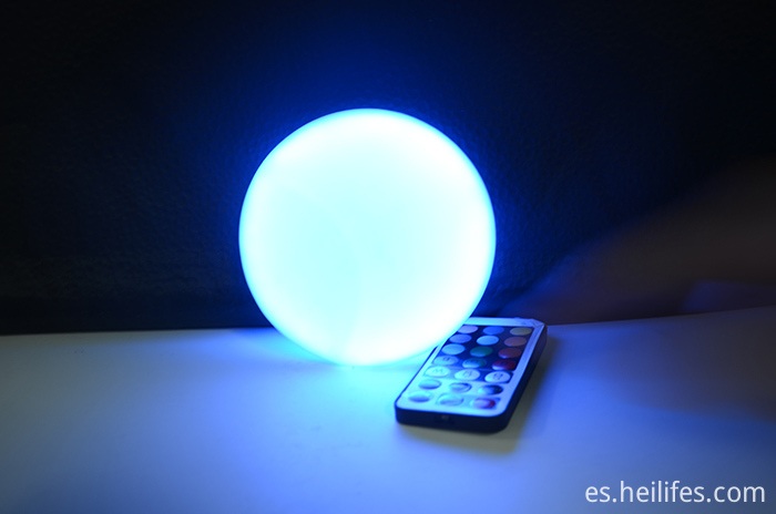 LED Water Moon Toys