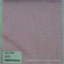 tela de lino lavada libre de arrugas para la ropa