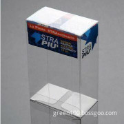Clear PVC Plastic Packaging Box, Plastic Transparent Small Box