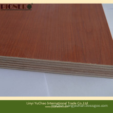 Melamine Laminated Plywood for Wardrobe Cabinet Table
