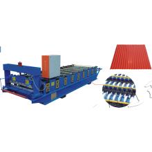 850 panel automático máquina botou tejas que hace la máquina