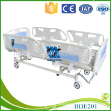 Luxurious hospital equipment abs electric bed