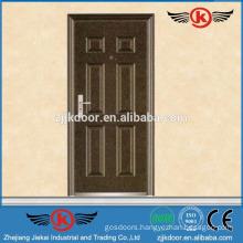 JK-S9019Csteel security doors exterior