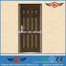 JK-S9019C portas de segurança de aço exteriores