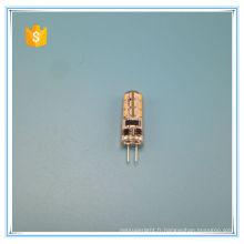 conduit G4 ampoule capsule