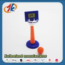 Pädagogisches Stand-Plastikbasketball-gesetztes Spielzeug