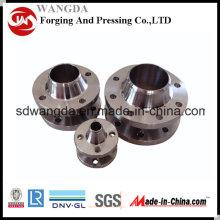 Welding Neck Flange (ANSI B16.5) Carton Steel Flange